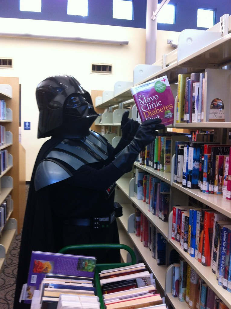 Captivating ... Darth Vader, Library Page | By Asfrederick For Library Page