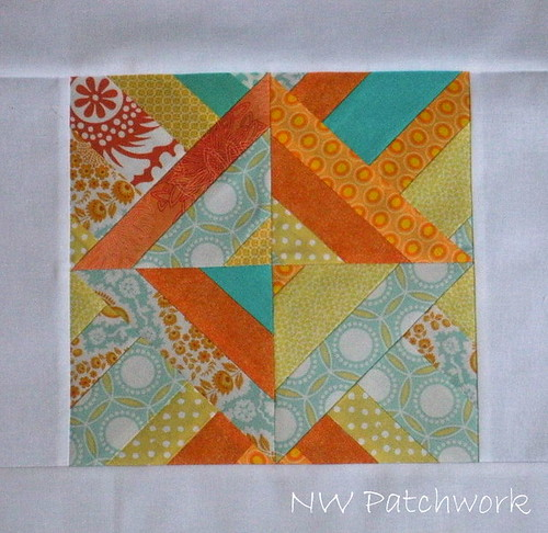 July block #2 | by nwpatchwork