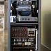 IBM 83 card sorter, logic side view