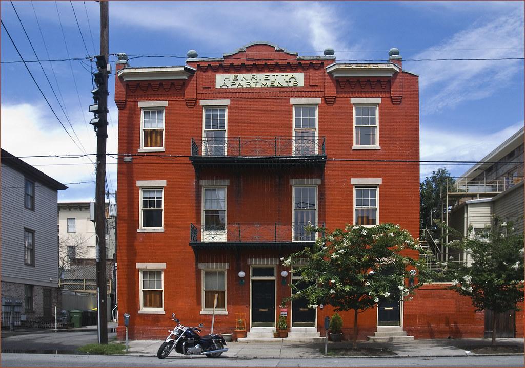 Henrietta Apartments 307-311 Abercorn Street Savannah (GA)… | Flickr