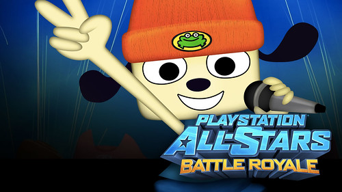 PlayStation All-Stars Battle Royale - PaRappa Strategies | by PlayStation.Blog