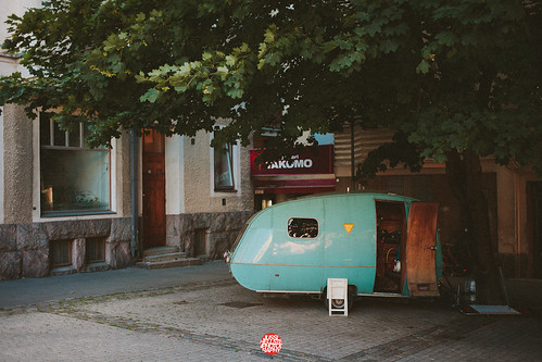 221/365 Old Skool Trailer | by Jussi Hellsten Photography