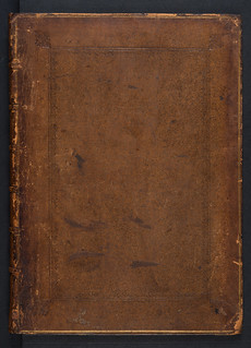 Binding of Florus, Lucius Annaeus: Epitomae rerum Romanarum | by University of Glasgow Library