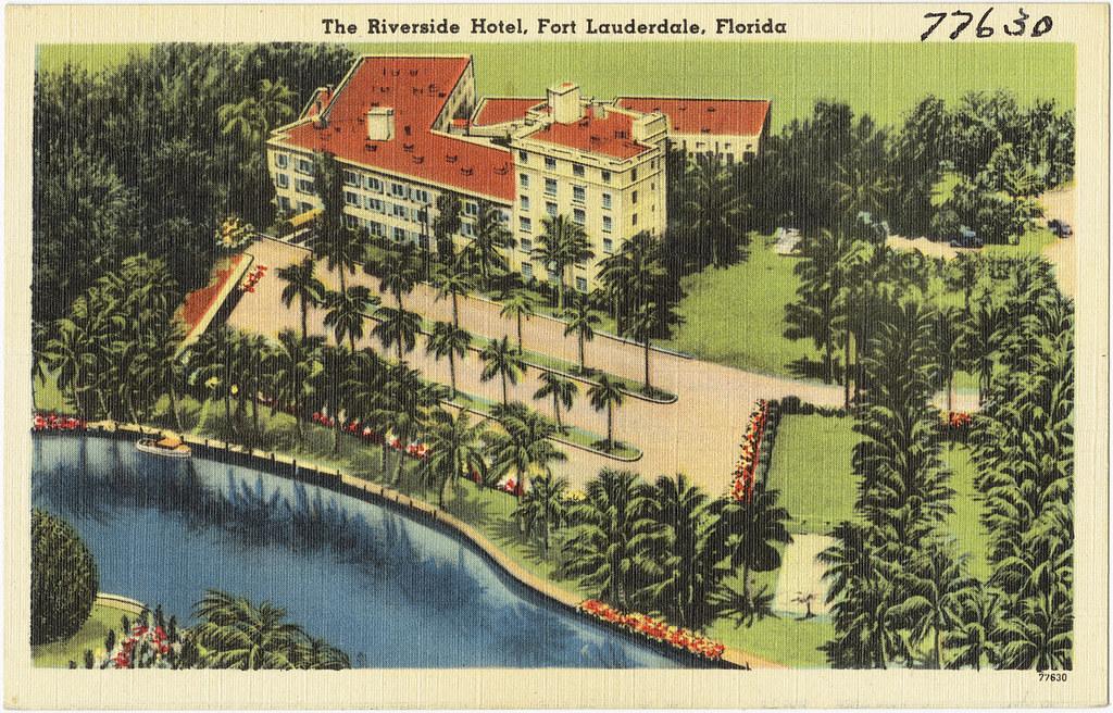 Hotel Fort Lauderdale Nahe Hafen