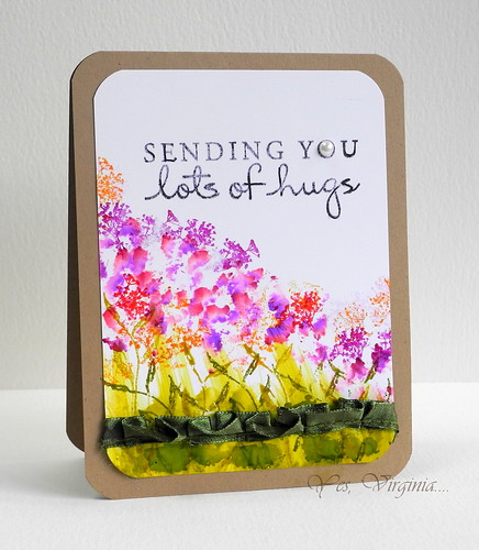 sending you lots of hugs | by Virginia L.