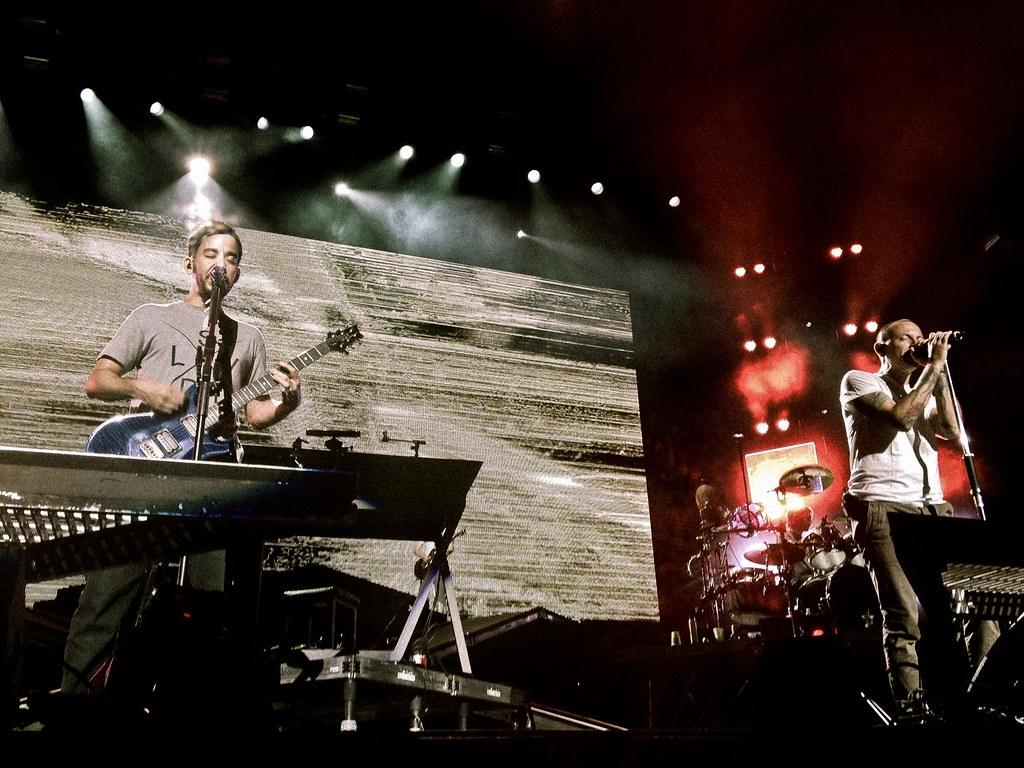 ... Linkin Park 2012 Honda Civic Tour — Bristow, VA   by Nicholas Buehring