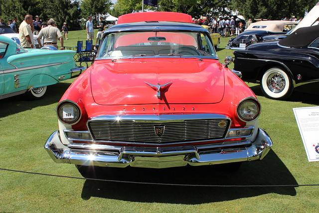1956 chrysler new yorker st regis 2 door hardtop for 1956 chrysler new yorker 4 door
