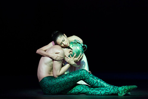 Beatriz Stix-Brunell and Ryoichi Hirano in The Prince of the Pagodas © Johan Persson/ROH 2012 | by Royal Opera House Covent Garden