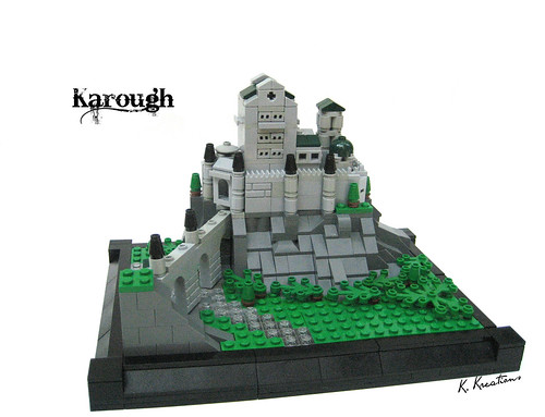 Karough, Dragsvold's Capital | by K.Kreations