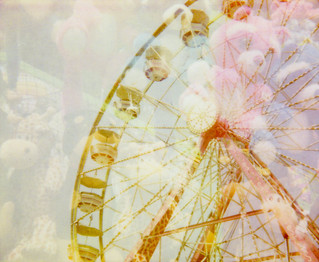 Ferris wheel (double) | by Celina Innocent