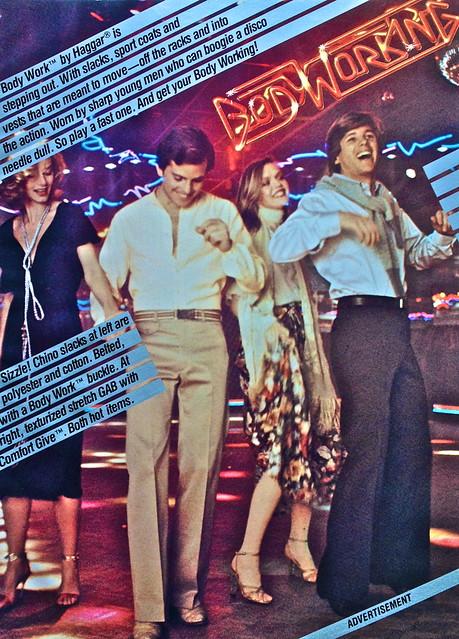 1978 Men's Fashion Advertisement Vintage 1970s Menswear 9 ...