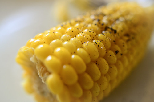 Corn - August 24th 2012 | by The Hungry Cyclist