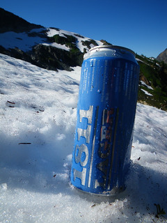 Fort George beer at 6300' | by red alder ranch