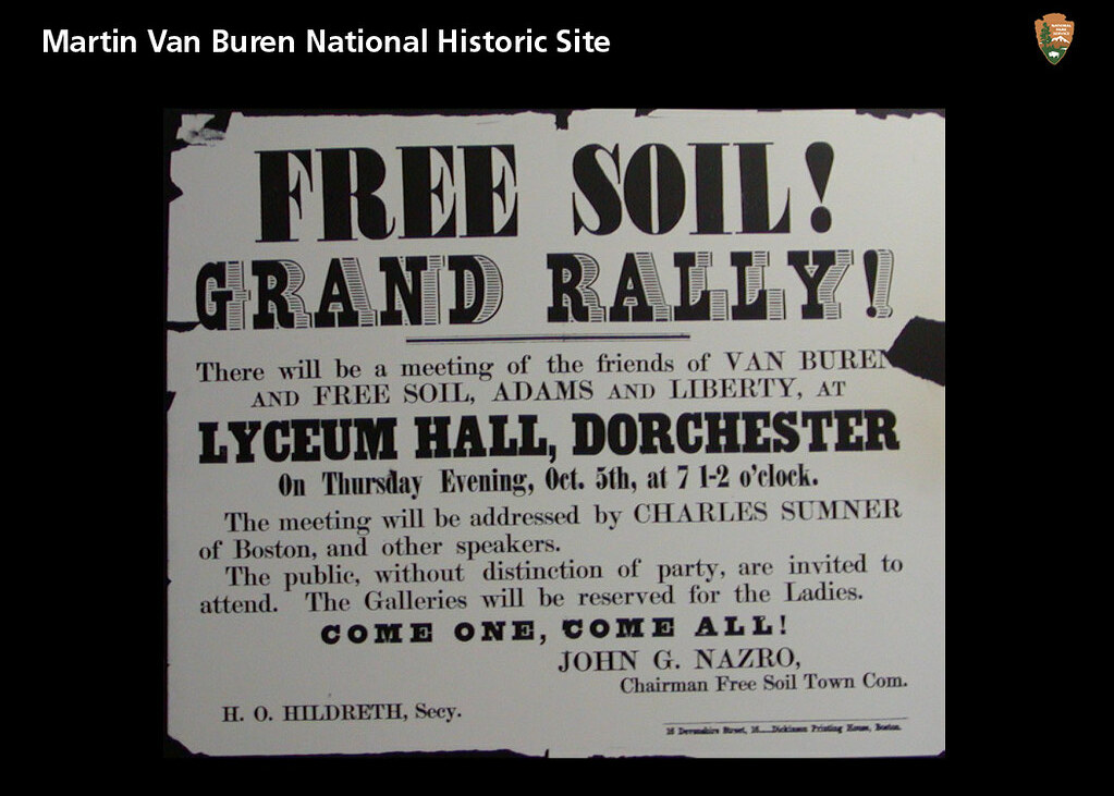 free soil free labor free men The free labor doctrine first arose in the early 19th century as the tension   1see generally eric s foner, free soil, free labor, free men: the ideology of  the.