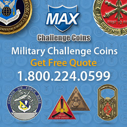 Military Challenge Coins_250x250 | Max Challenge Coins are a… | Flickr