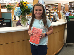 Summer Reading 2016 Winners