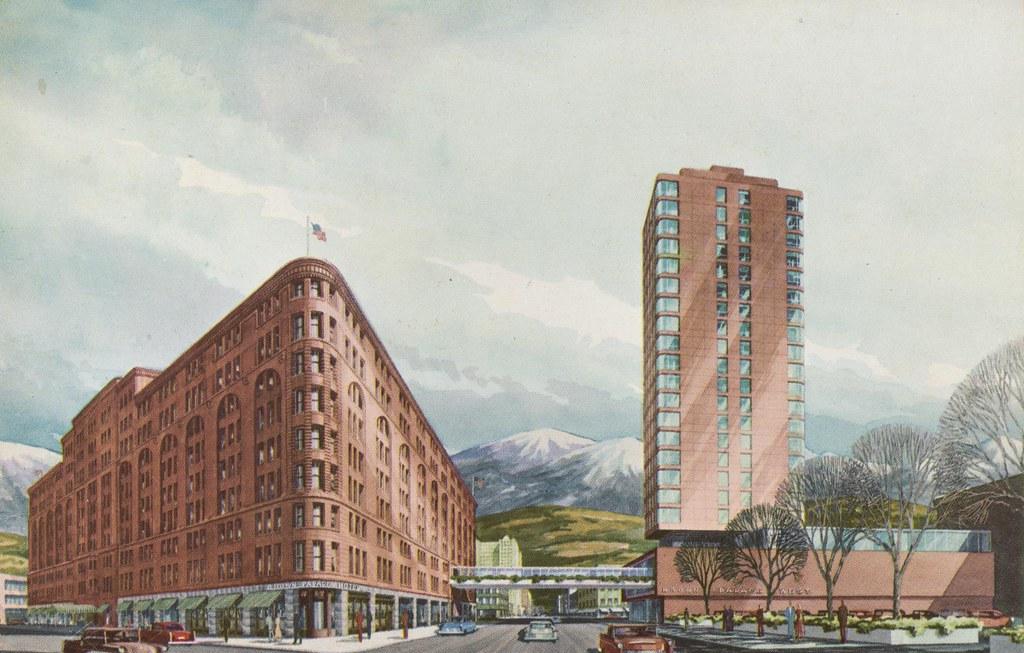 The Brown Palace Hotel - Denver, Colorado