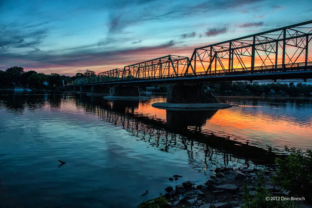 New Hope Bridge Rhode Island