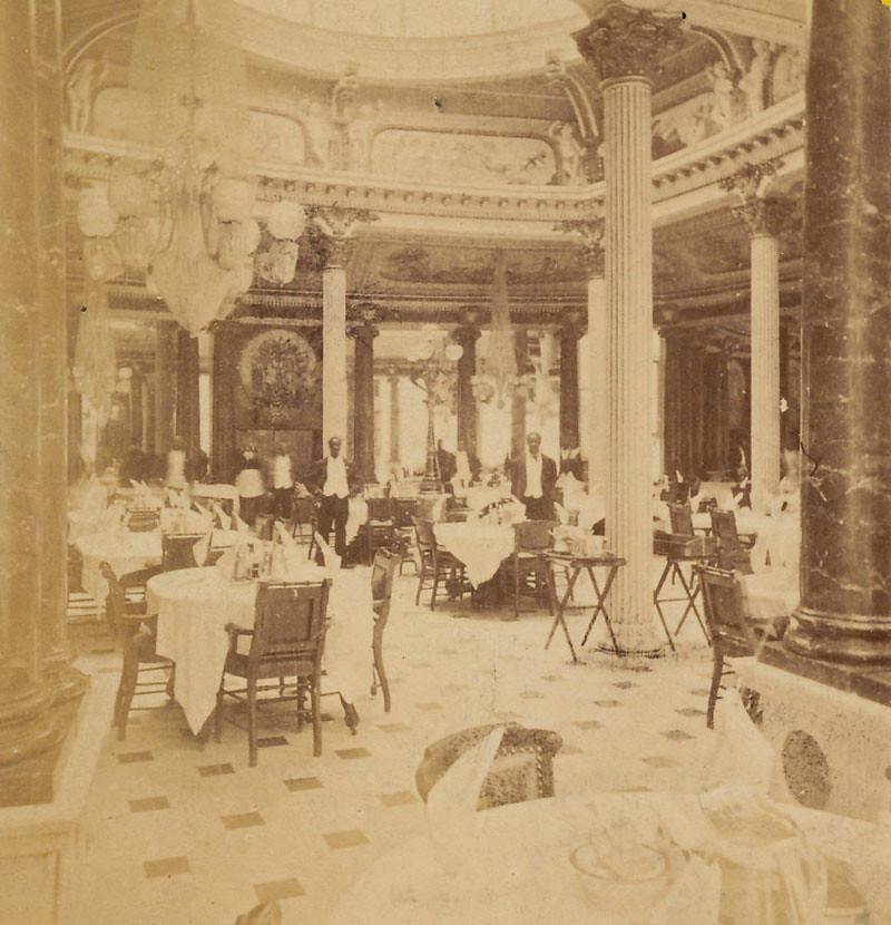 Palmer Dining Room SF CA 1890's