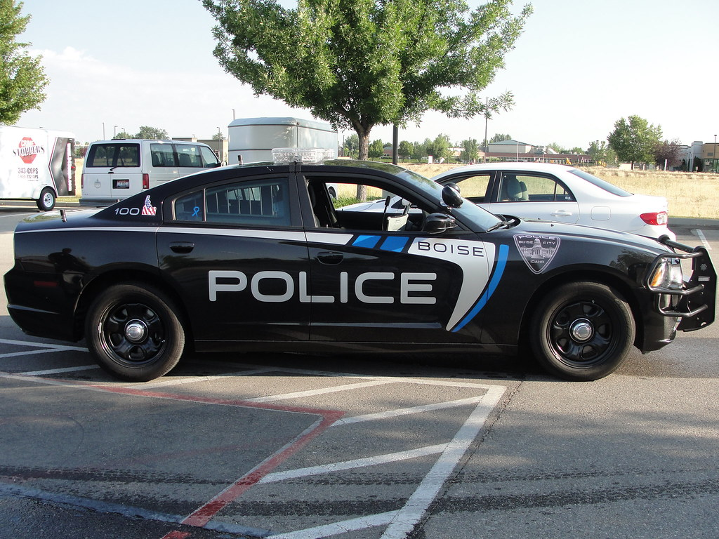 Boise PD, ID Dodge Charger | This unit has the agencies newe… | Flickr