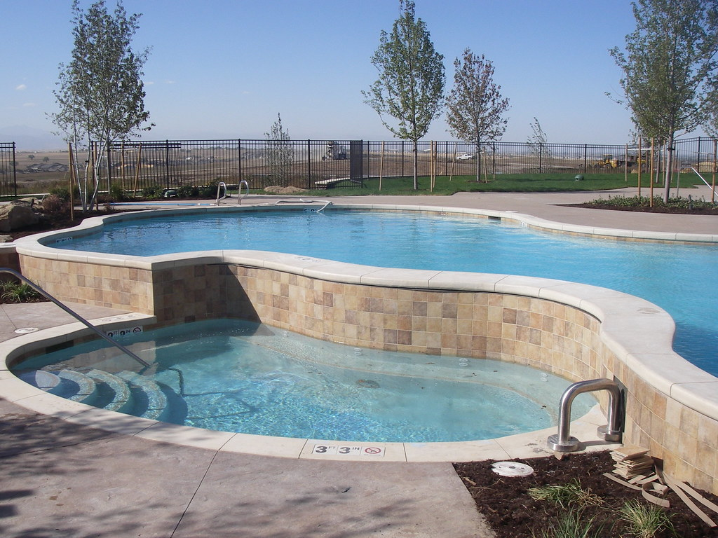 Mondarch Swimming Pools Commercial Multi Level Swimming