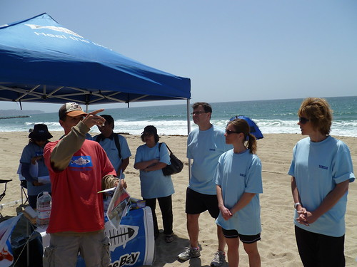 Corporate Healer Beach Cleanup (SC Kisui) | by Heal the Bay