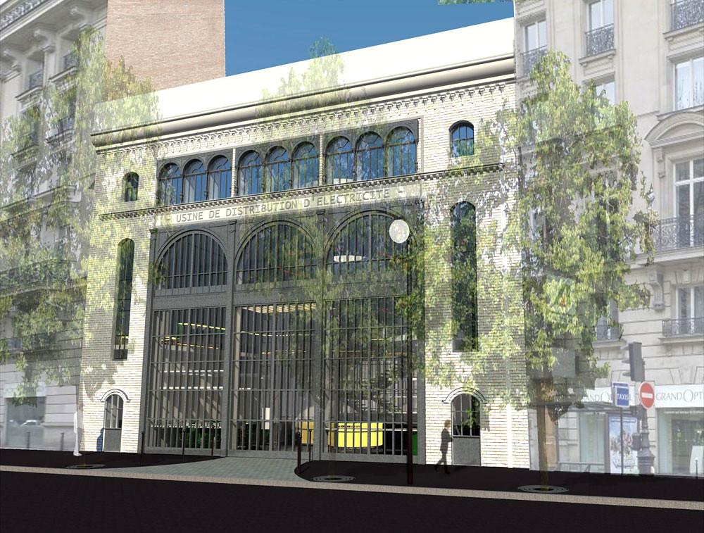 5 ann e d 39 architecture int rieure design projet de di for Architecture interieur formation