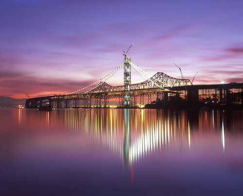 Bay Bridge Dawn at Clipper Cove | by RZ68