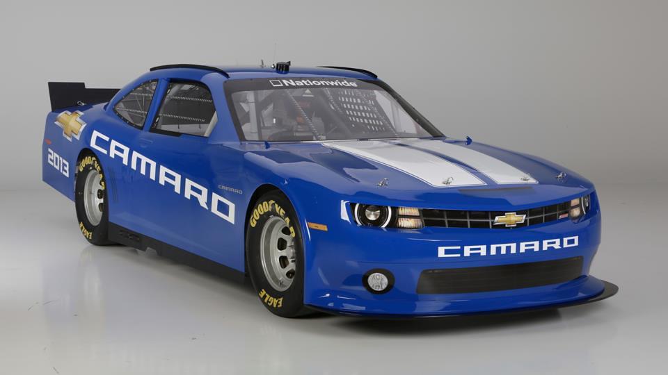 Jeff Gordon Chevrolet >> Jeff Gordon Chevrolet Unveils 2013 Nationwide Camaro Flickr