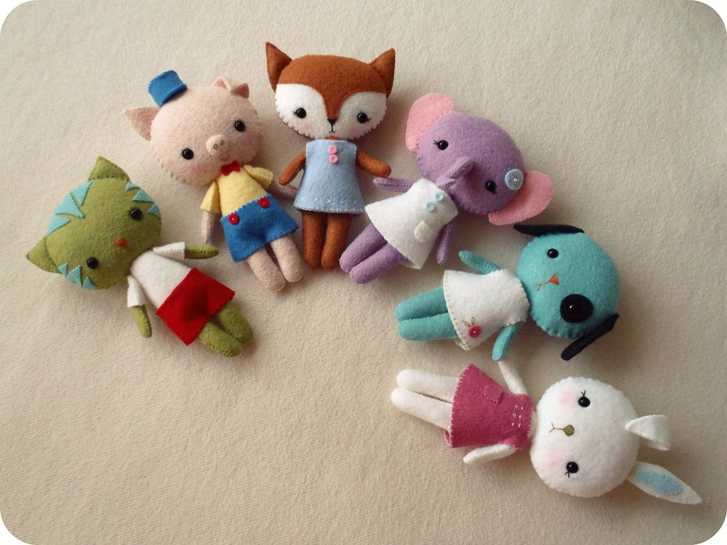 Soft Toys With Pockets : Pocket pets shelly flickr