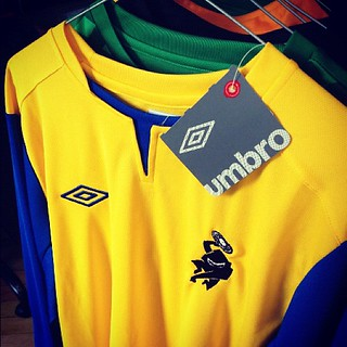 The new Ninja Tune kit for the @boilerroomtv football fives competition on Sat ⚽ | by ninja_tune