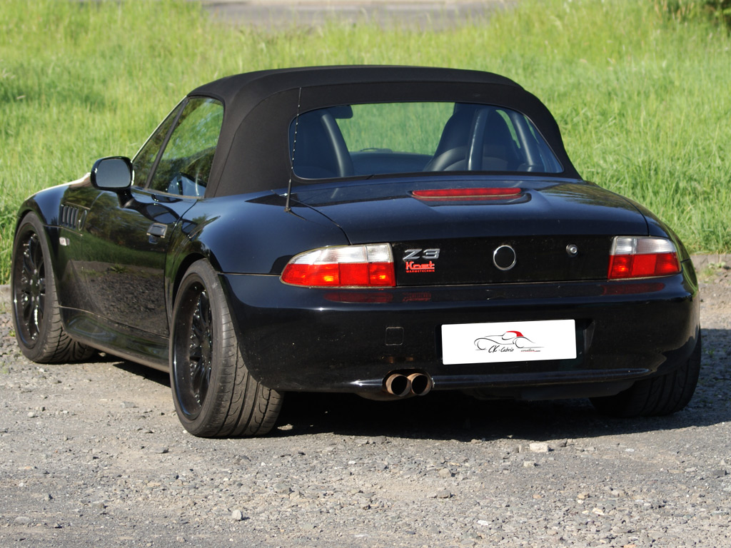 bmw z3 roadster bmw z3 convertible top made by ck cabrio. Black Bedroom Furniture Sets. Home Design Ideas