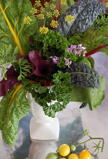 vegetable-flower-arrangement-2 | by The Art of Doing Stuff