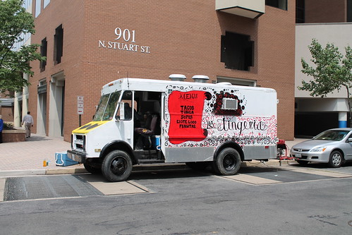 La Food Trucks Map