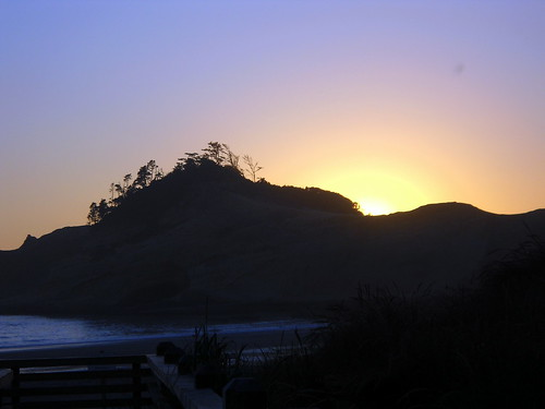 Cape Kiwanda Sunset | by jacki-dee