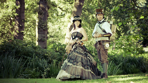 2012-08-03 Castlefest 2012, Steampunk | by Qsimple, Memories For The Future Photography