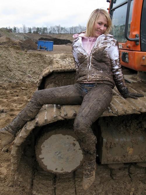Muddy wam
