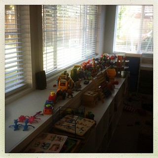 Toy traffic jam. | by Gail Chris Spinks