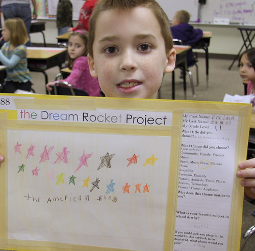 St. Mary's Elementary School in St. Mary's, Kansas AND Rossville Grade School in Rossville, Kansas | by The Dream Rocket Project