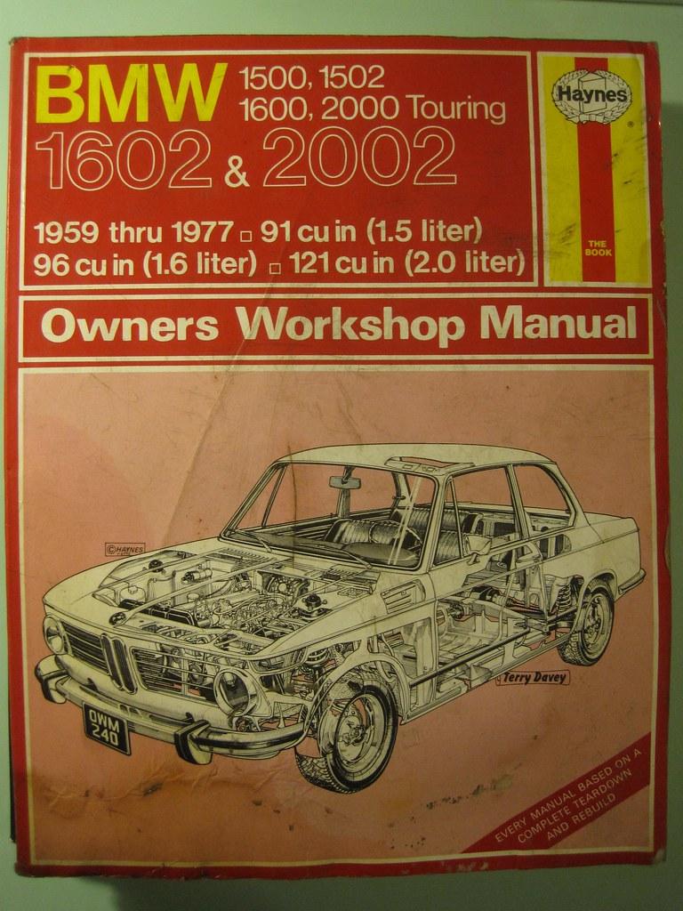 ... bmw 1602 2002 haynes owners workshop manual | by our78bus