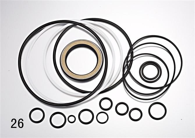 Swing motor seal kits swing motor kit rotary pump kit for White hydraulic motor seal kit
