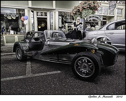 Caterham 7 | by G. Maxwell