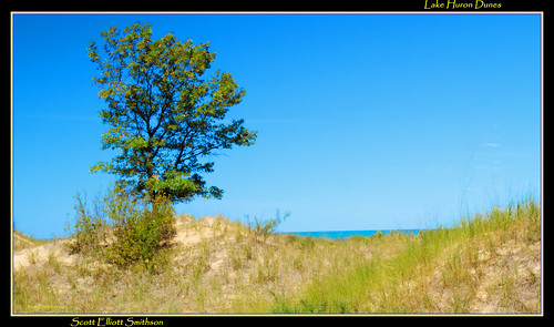 Lake Huron Dunes | by ScottElliottSmithson