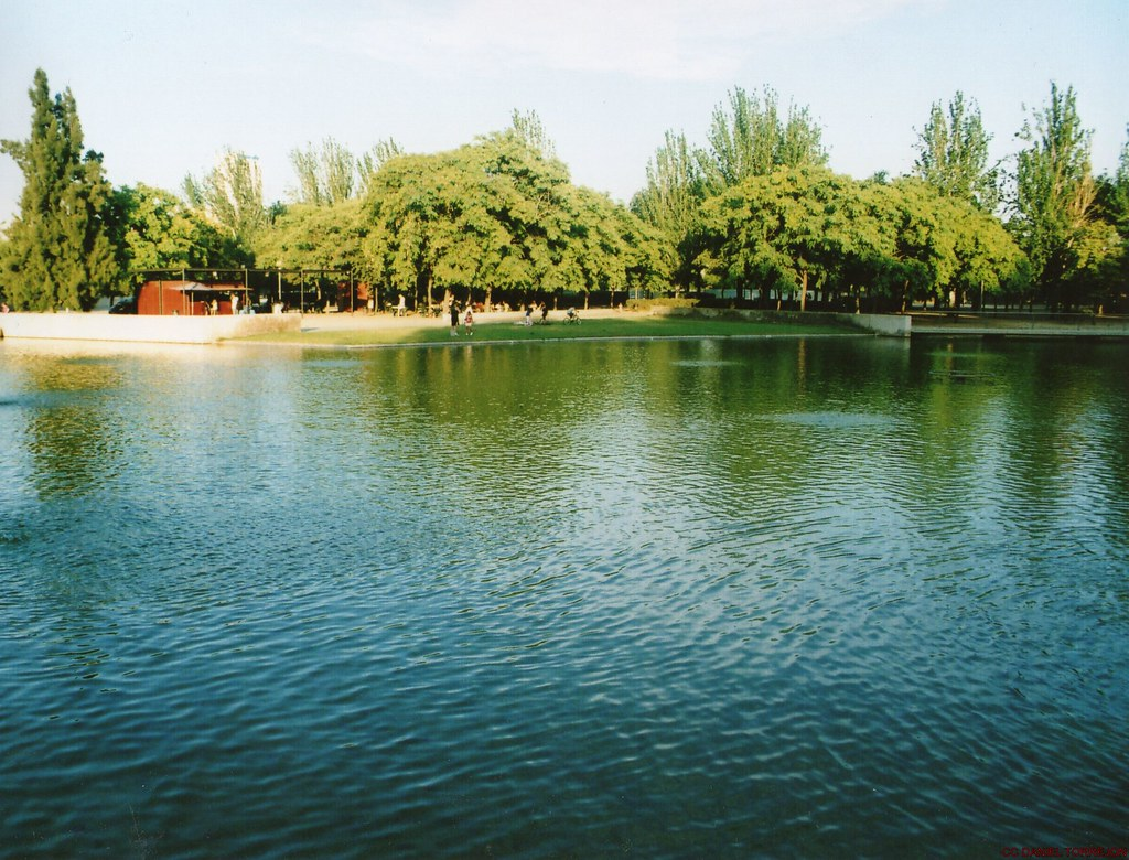 Lago can zam parque can zam en santa coloma daniel for Chiquipark en santa coloma de gramenet