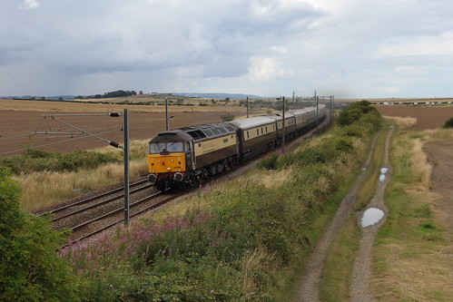 Galloway Princess passing Fenham | by NERI Photography