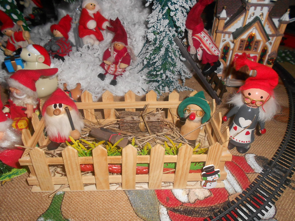christmas village decorations by ingaarm christmas village decorations by ingaarm