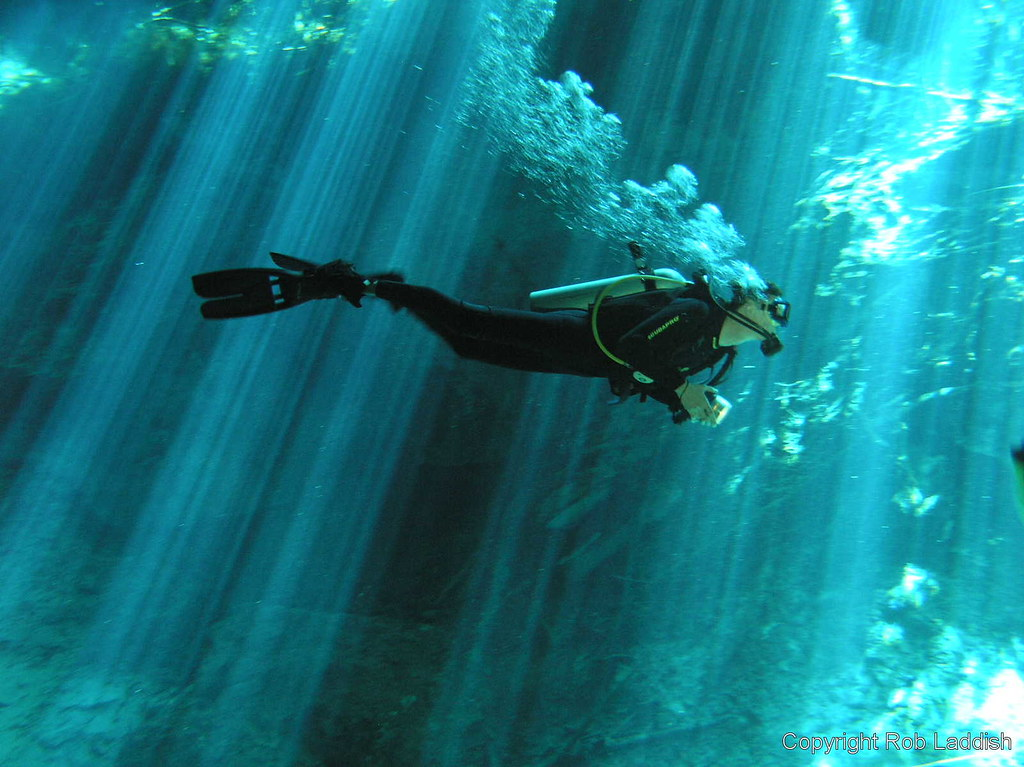 TJ cenote diving