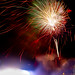 JLS Gig Fireworks. Scarborough 2012