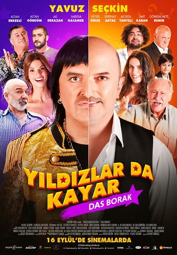 Yıldızlar da Kayar - Das Borak (2016)