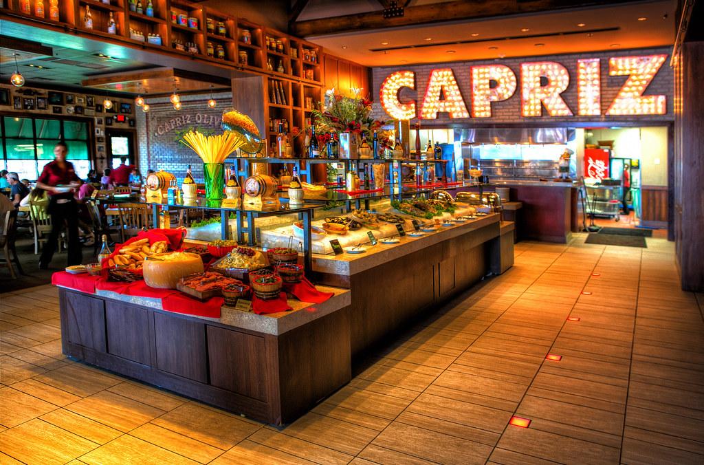 Capriz Restaurant Broadway At The Beach
